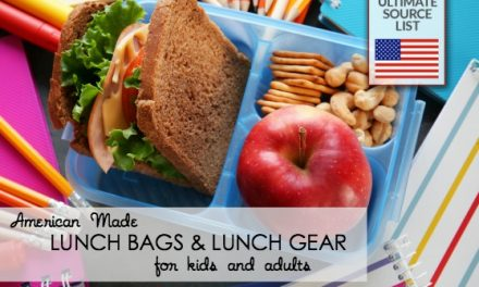 Lunch Bags, Lunch Gear for Kids and Adults: A Made in USA Ultimate Source List