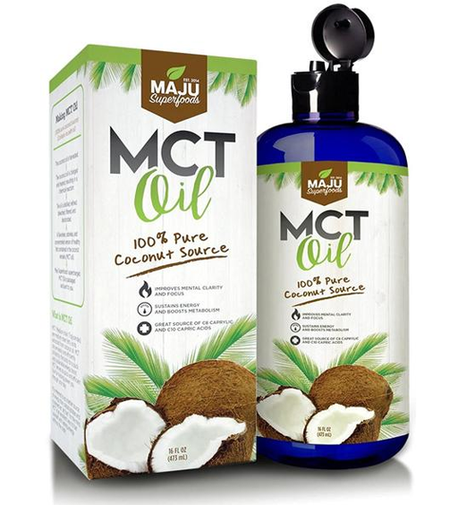 Maju Superfoods MCT Oil