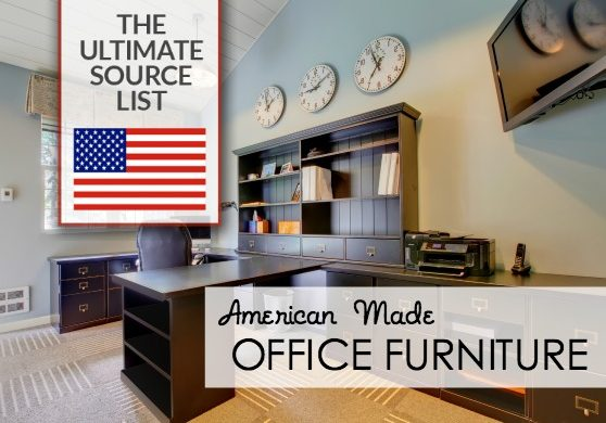 Office Furniture, Made in USA