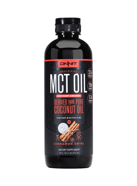 Onnit MCT Oil Non-Dairy Creamer