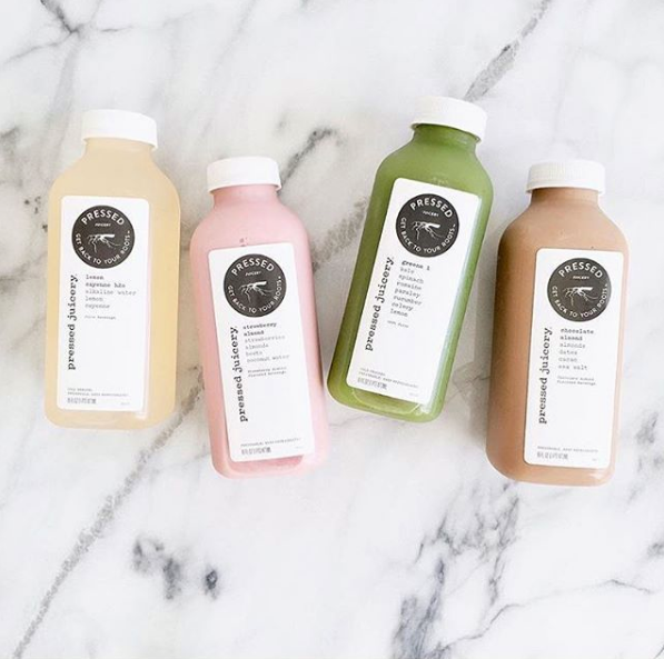 Natural Detox Cleanse: Press Juices Reviewed - Vegan, Organic Cold Pressed Juices We Love #cleanse #naturalhealth #usalovelisted #organic #vegan