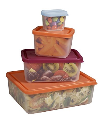 Made in USA Lunch gear: Bentology storage containers #usalovelisted #lunchgear #madeinUSA