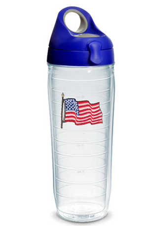Made in USA Lunch gear: Tervis Tumblers made in Florida #usalovelsited #madeinUSA #lunchgear #backtoschool