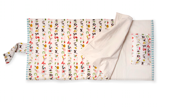 Best Gifts for Kids: Enchanted Slumber All-In-One Organic Sleeper
