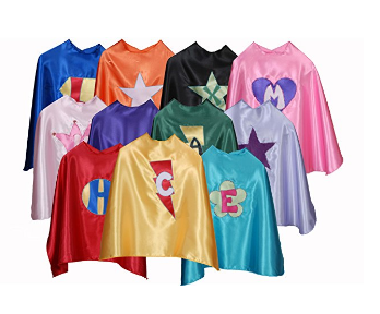 Best Gifts for Kids: Superfly Custom Capes, Made in USA