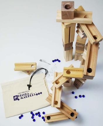 Best Gifts for Kids: Tedco Toys Blocks and Marbles Super Set