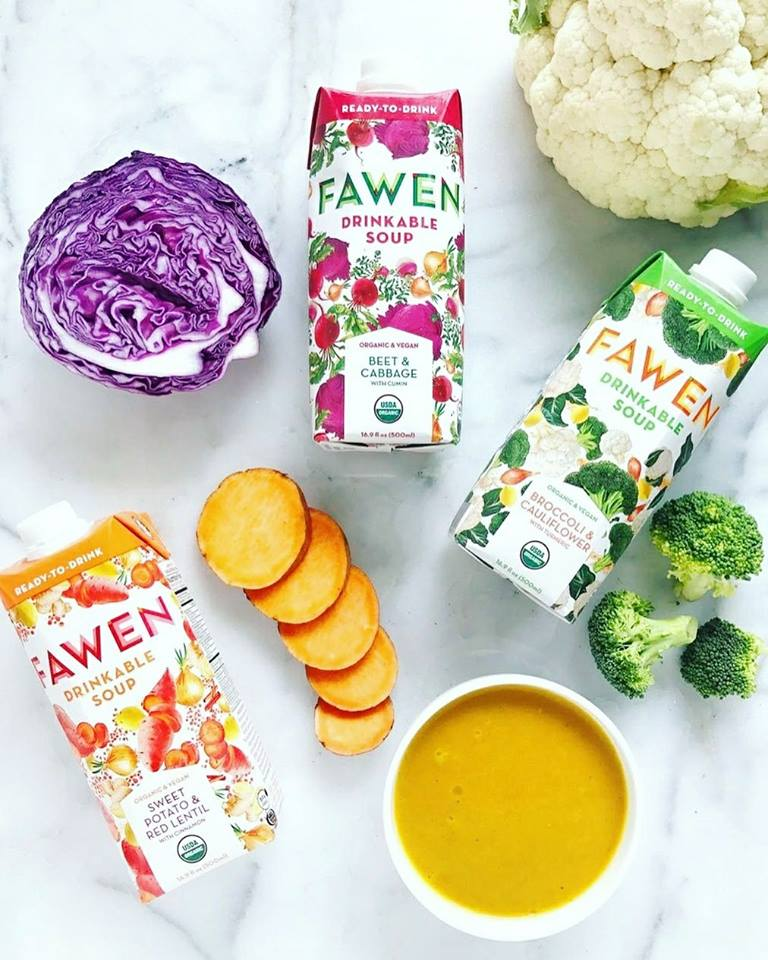 Natural Detox Cleanse: Vegan, Organic, Dairy-,free GMO-free, Gluten-Free Drinkable Soup from Fawen - Reviewed on USA Love List #cleanse #naturalhealth #usalovelisted #vegan #organic