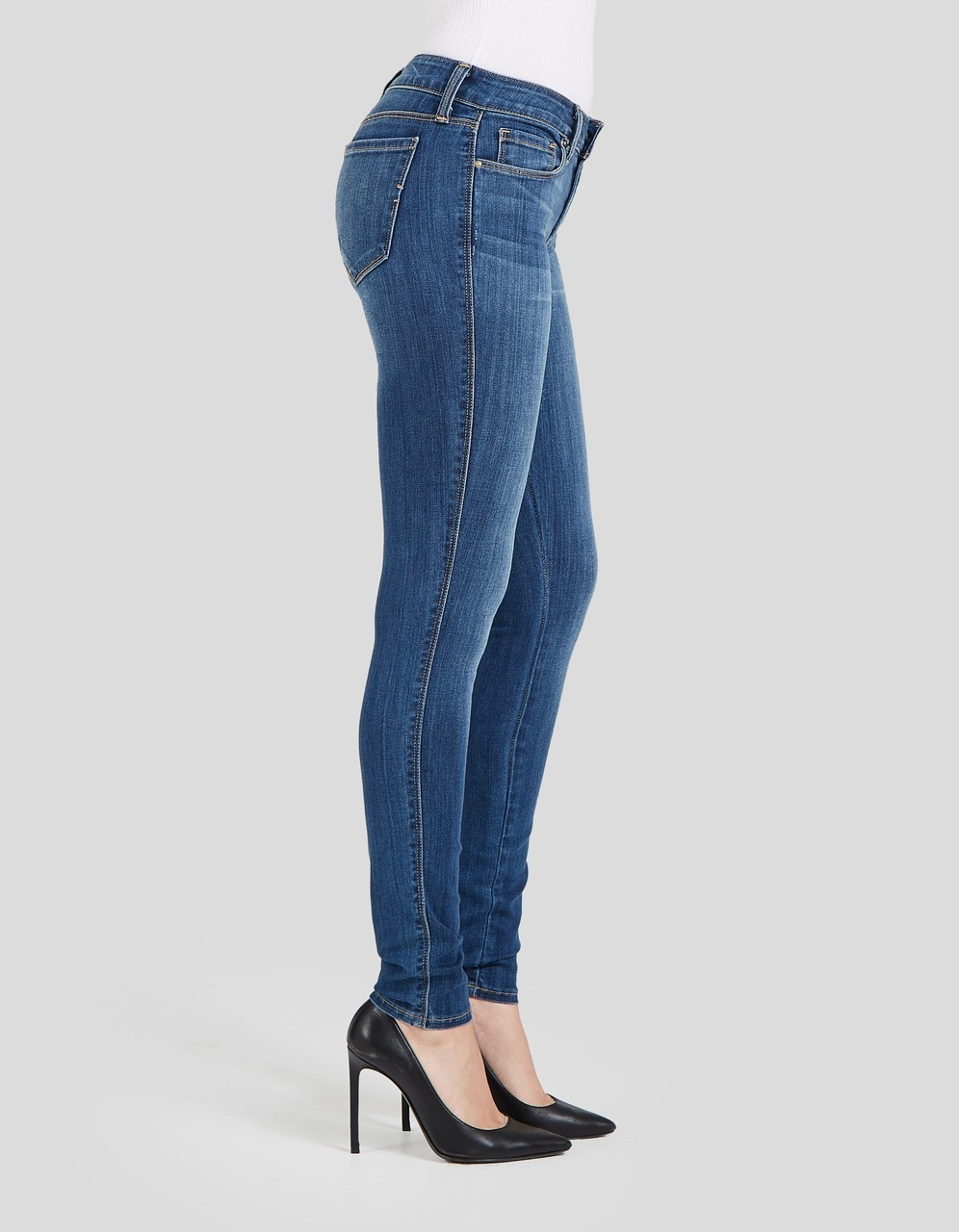 American Made Jeans from Genetic - Made in Los Angeles California