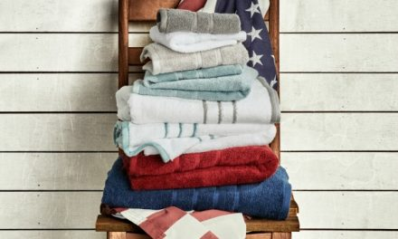 American Manufacturing: Made in Georgia 1888 Mills Towels