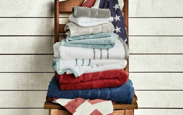 Giveaway: American Craft Luxury Towels by 1888 Mills