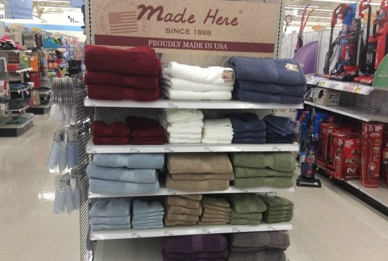 I Spy Made in USA at Walmart!