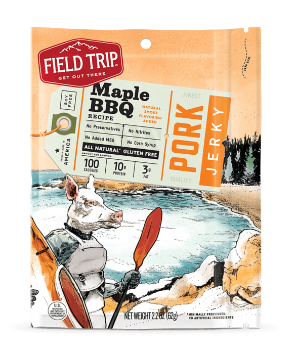 Gluten- and Soy- Free Jerky From Field Trip - American Made Jerky