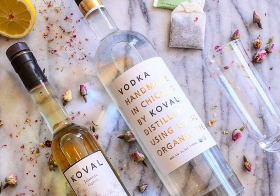 Koval Distillery - American vodka made from 100 percent organic rye