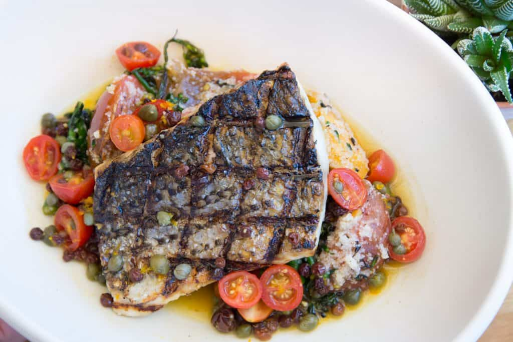 Sea Bass - Sustainable Fish from True Food Kitchen
