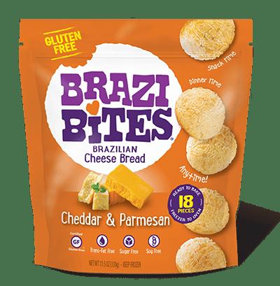 Gluten Free Pão de Queijo from Brazi Bites