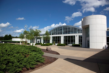 The Mercedes-Benz Visitor Center offers plant tours in Tuscaloosa County, Alabama. The Mercedes Benz C-Class was ranked second on the 2017 AALA.