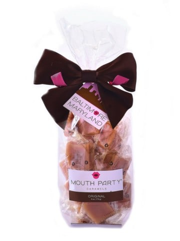 Mouth Party Caramels, Made in Maryland | USA Love List