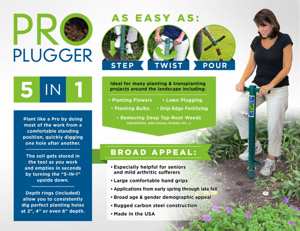 Gifts for Gardeners: Pro Plugger #gardening #usalovelisted