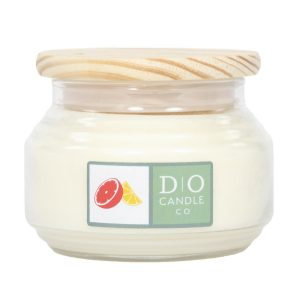 American Made Gifts Under $30 - David Oreck Essential Oil Candle in Lemon+Grapefruit