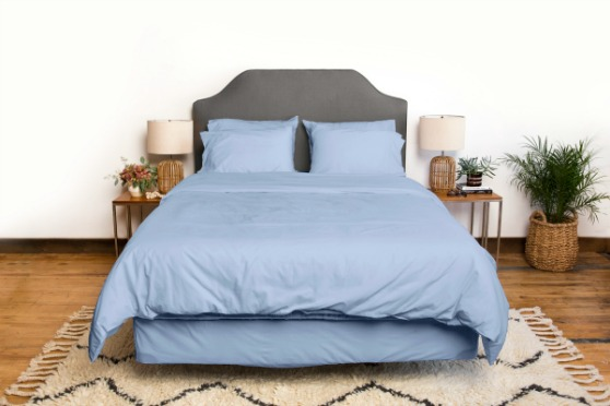 Gifts for the new homeowner: made in the USA #gifts #giftideas #bedroom #bedding