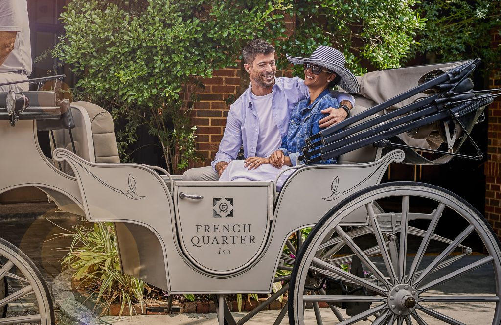 Nine Luxury Travel Destinations - Charleston, South Carolina French Quarter Inn