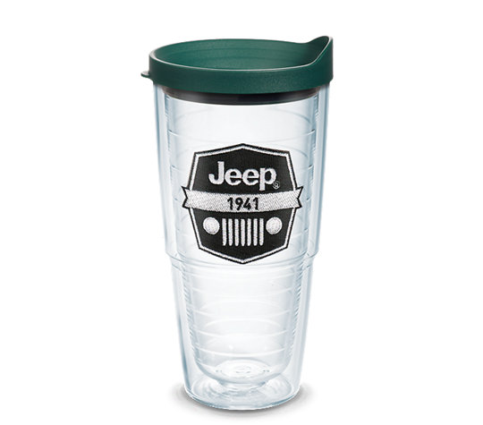 Jeep Tervis Tumbler - American Made Gifts Under $30