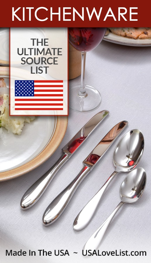 Must have kitchenware items All made in USA #kitchenware #madeinUSA #weddingGifts #BridalShower #home #gifts #kitchen