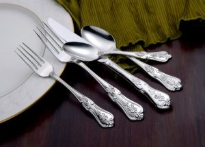 Liberty Tabletop silverware #madeinUSA #AmericanMade #kitchen #gifts