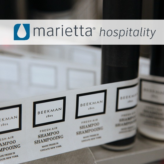 Manufacturing Spotlight: Marietta Hospitality maker of travel size personal care products for the hotel industry