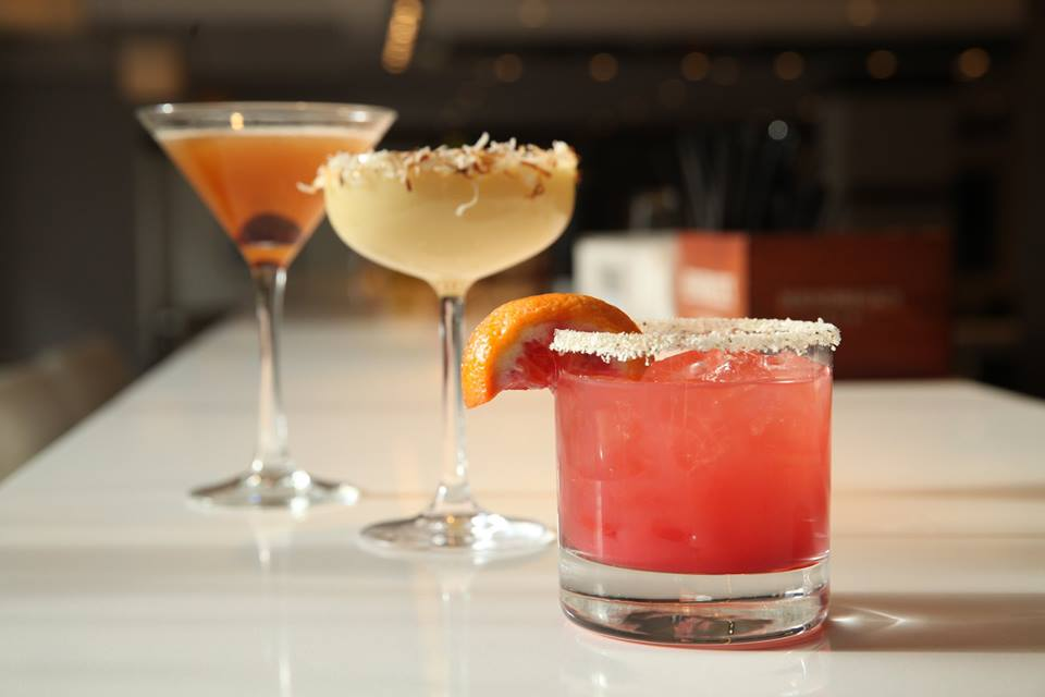 Portland Maine Eats - Congress Squared Cocktails