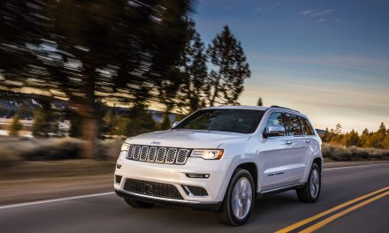 Review of the Detroit-Built 2017 Jeep Grand Cherokee