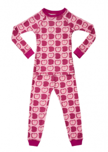 Children's organic pajamas- Brian the Pekingese #kids #clothing #pajamas #organic