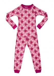 Children's organic pajamas- Brian the Pekingese #kids #clothing #pajamas #organic