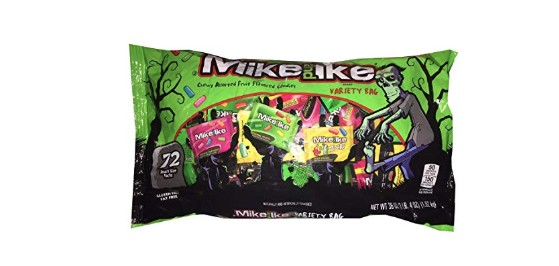 American Made Halloween Candy: Mike & Ike #usalovelisted #halloween #candy