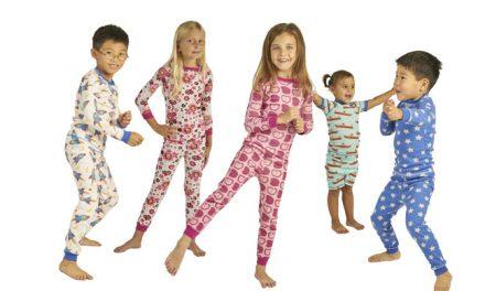 Brian the Pekingese: American Made Organic Children's Pajamas