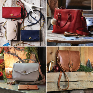 American Made Leather Handbags from JW Hulme | Made in Minnesota #usalovelsited