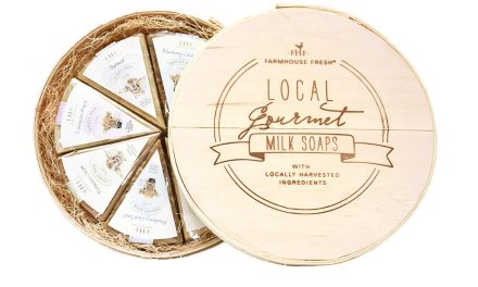 Giveaway: Enter to win FarmHouse Fresh Soaps made from Delicious Ingredients