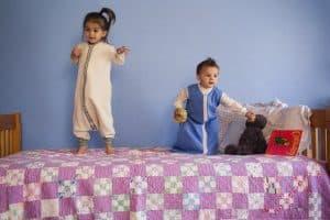 Made in USA kids pajamas: CastleWare Baby #usalovelisted #pajamas