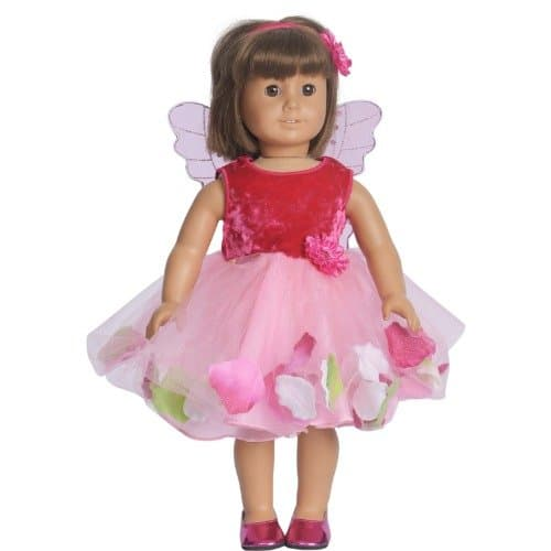 Fairy Finery - American Made Doll Clothing for the American Girl Doll