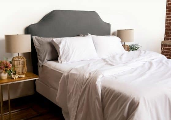 American Made Green Gifts for the Home - Authenticity 50 Luxury Sheets Made from Seed to Stitch