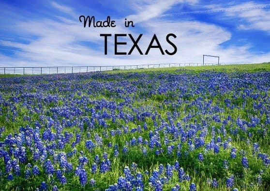 10 Things We Love, Made in Texas