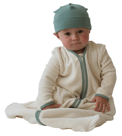 Made in USA Baby items: CastleWare Baby Sleeper Bag, Wearable Blanket. 20% off Castleware with discount code USALOVE. #baby #organicbaby #babygifts #babyclothing #usalovelisted #madeinusa