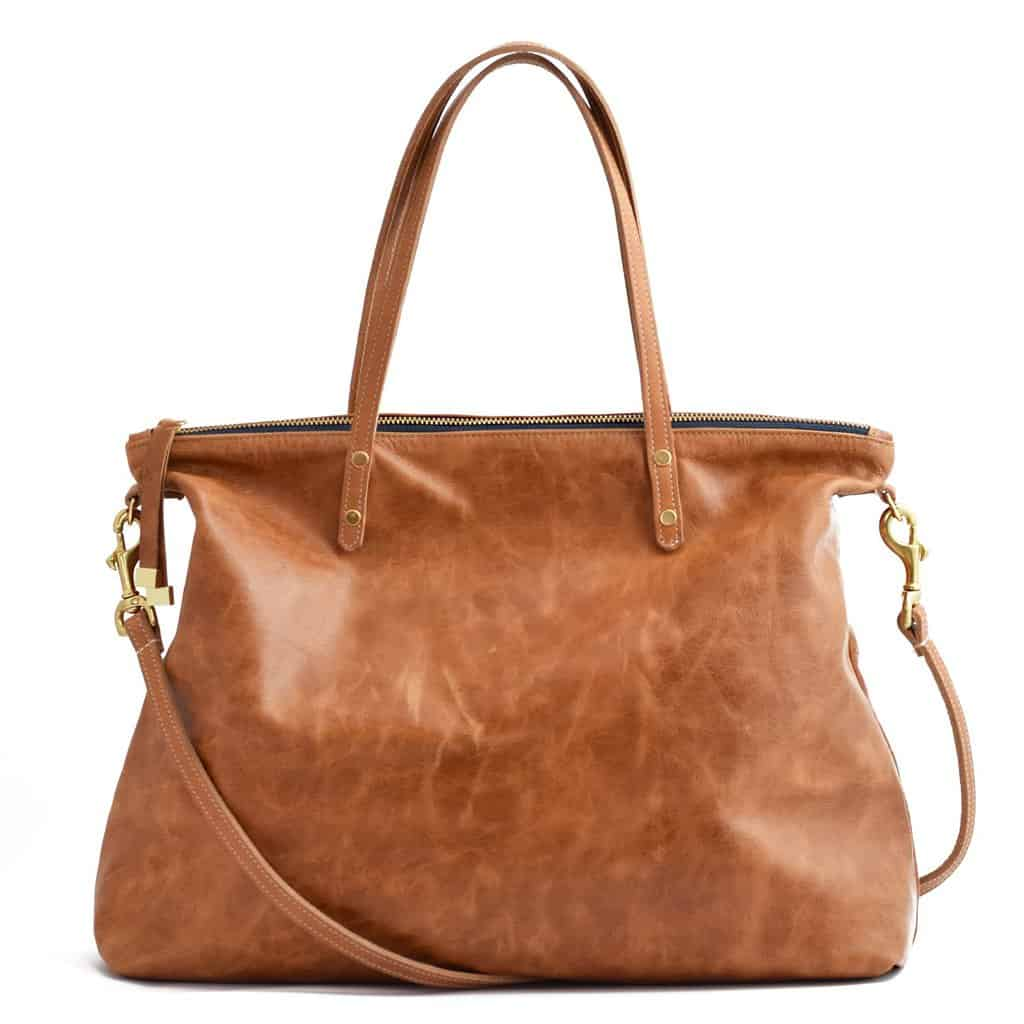 American Made Leather Handbags from K.Slade - Made in Indiana #usalovelisted