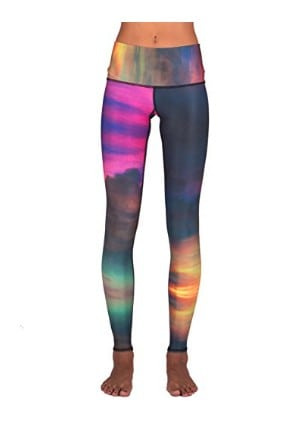 American Made Leggings: Teeki Made in USA leggings #usalovelisted #madeinUSA #fashion