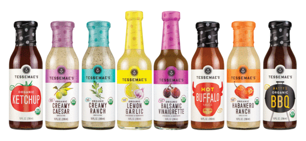 Tessemae's Whole30 Sauce Package - Perfect Paleo Gift - Dairy and Gluten Free #usalovelisted #paleo #glutenfree