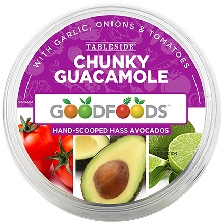 Whole30 Compliant Guacamole - Pantry Must Haves #whole30 #usalovelisted