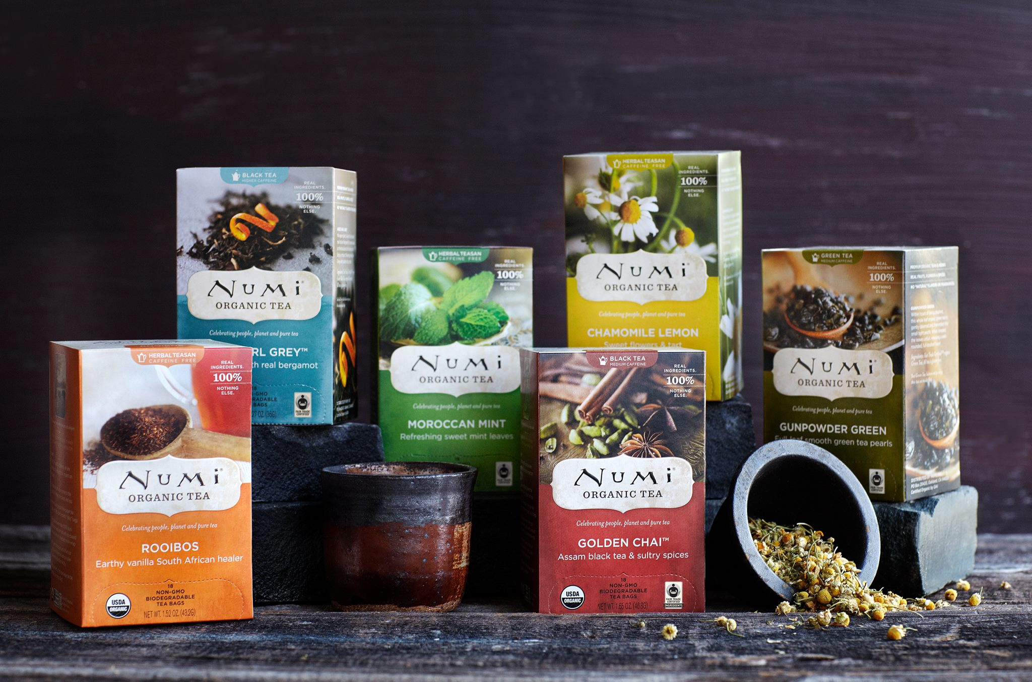 Whole30 Drinks - Numi Organic Tea - Our Favorite Clean Tea to Stay Hydrated and Caffinated #whole30 #usalovelisted