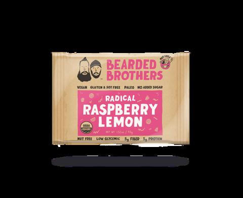 Bearded Brothers Raspberry Lemon #whole30 #vegan #glutenfree #usalovelisted