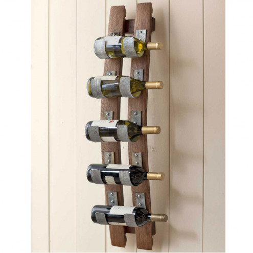 Gifts for couples: Wine rack