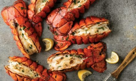 Giveaway: Enter to Win Cold Water Lobster Tails from Maine